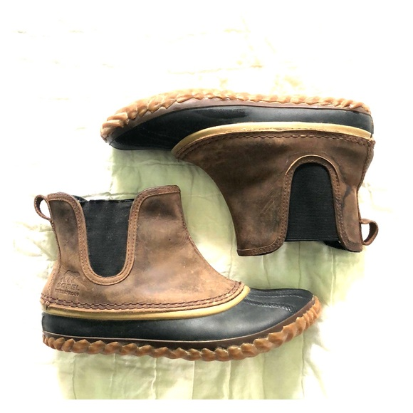 Sorel Chelsea Waterproof Boots